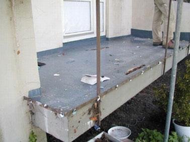 Häufig Bremer Dachdecker - Balkonsanierung QD11